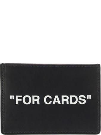 Off-White Off White Card Holder