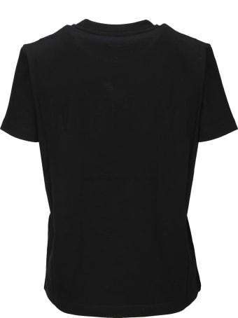 MSGM Tulle Logo T-shirt