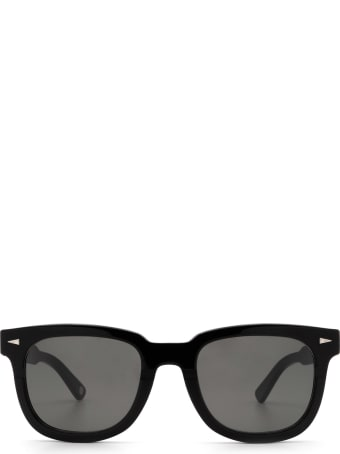 AHLEM Ahlem Square Du Temple Black Sunglasses
