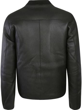 S.W.O.R.D 6.6.44 Fur Trimmed Zip Jacket