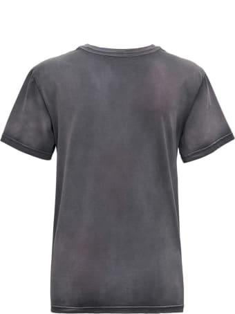 Alberta Ferretti Cotton T-shirt With Logo
