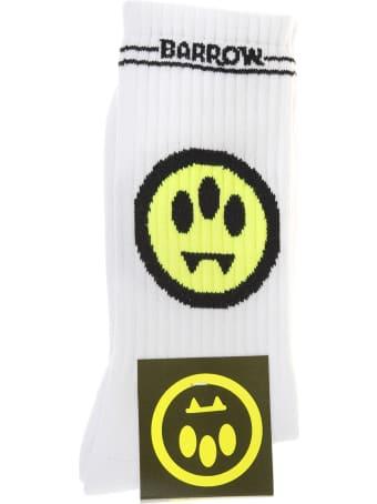 Barrow Logo Knit Socks