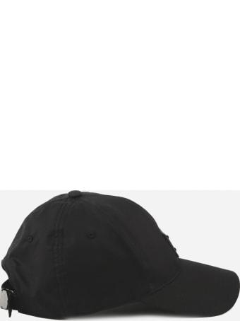 Dolce & Gabbana Black Dg Cotton Hat