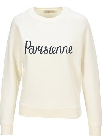 Maison Kitsuné Maison Kitsune Parisienne Vintage Swetshirt