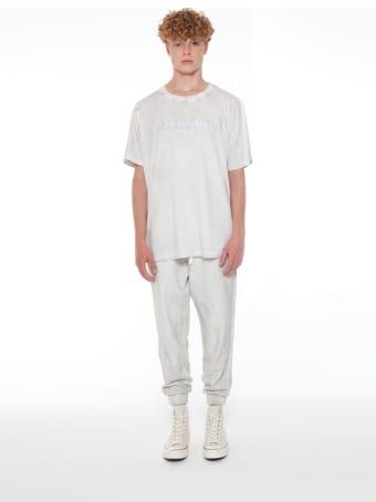 Family First Milano T-shirt Logo White