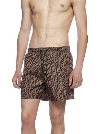 Fendi Swimwear