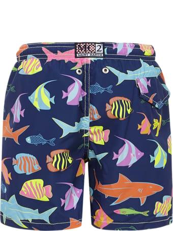 MC2 Saint Barth Southsea Swimsuit
