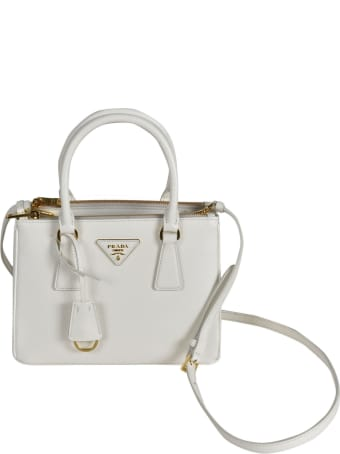 Prada Saffiano Lux Shoulder Bag