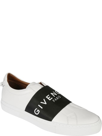 Givenchy Logo Sneakers