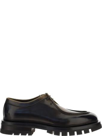 Santoni Bzone Loafers