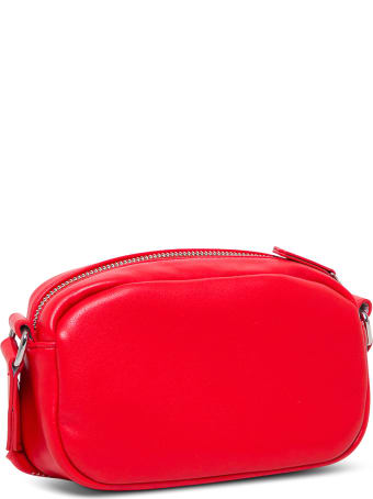 Stella McCartney Kids Star Crossbody Bag In Alter Mat