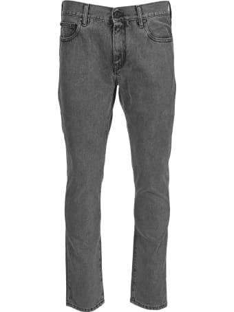 Off-White Off White Jeans Skinny Diag Pocket