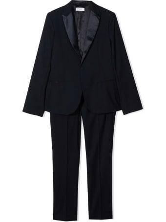 Paolo Pecora Two-piece Peak-lapel Suit
