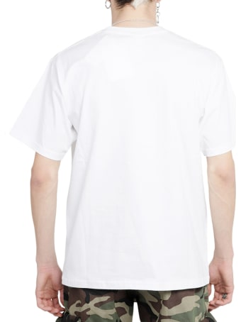 Mouty White Cana T-shirt
