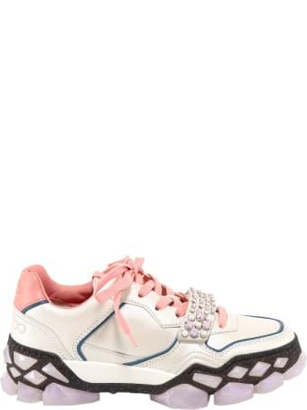 Jimmy Choo Diamond X Strap/f Sneakers