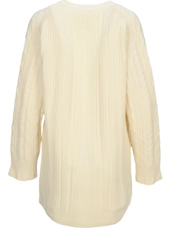 See by Chloé See By Chloe' Cable-knit Cardigan