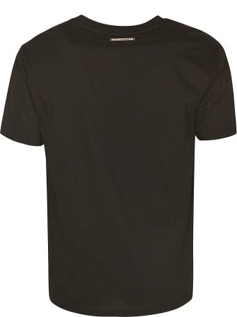 Les Hommes Regular Logo Print T-shirt