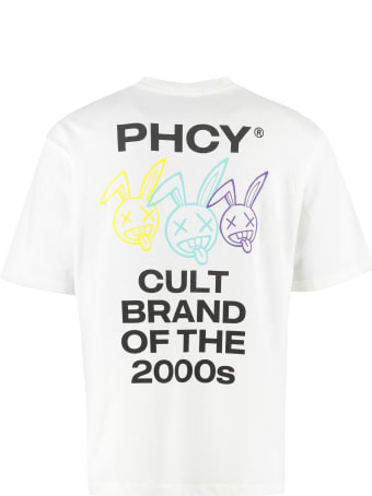 Pharmacy Industry Cotton Crew-neck T-shirt