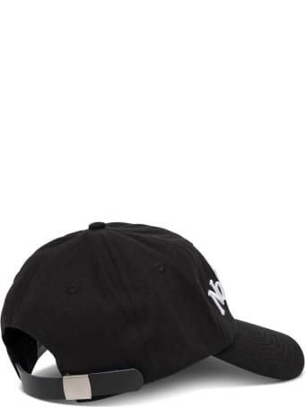 Aries Cotton Hat With Logo