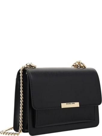 Michael Kors Jade Lg Gusset Shoulder Bag