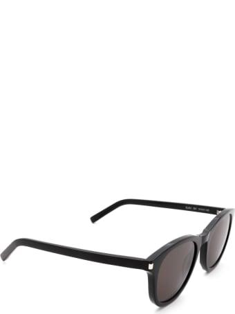 Saint Laurent Saint Laurent Sl 401 Black Sunglasses