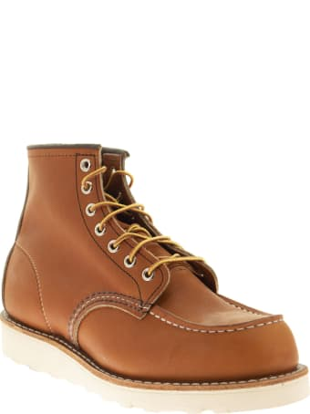 Red Wing Classic Moc 875 - Lace-up Boot
