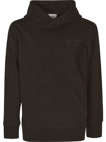 Y-3 Chest Logo Hoodie