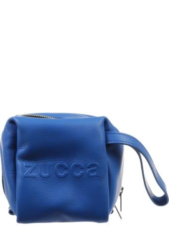 Zucca Blue Cube Bag