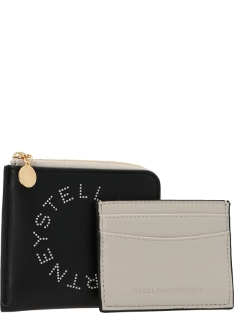Stella McCartney 'stella Logo' Cardholder