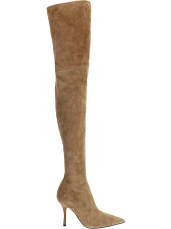 Paris Texas Mama Over The Knee Boots