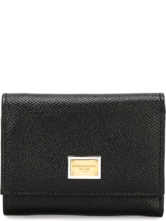 Dolce & Gabbana Small Trifold Wallet