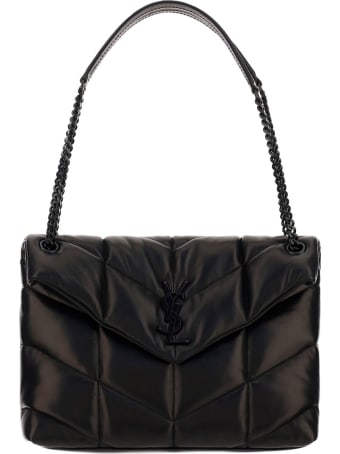 Saint Laurent Medium Loulou Shoulder Bag