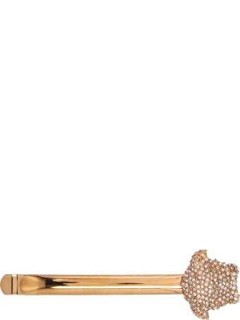 Versace 'medusa' Hair Pin