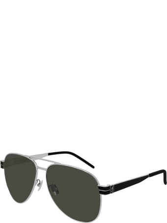 Saint Laurent Saint Laurent Sl M53 Silver Sunglasses