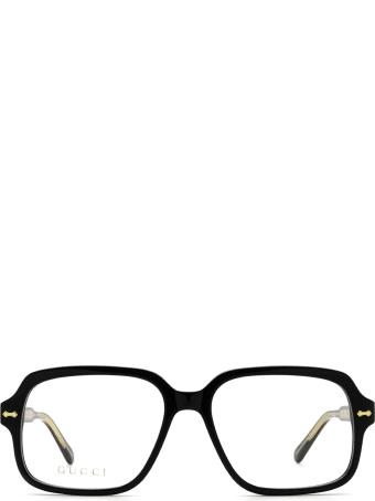 Gucci Gucci Gg0913o Black Glasses