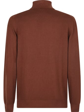 Boglioli Relaxed Fit Sweater