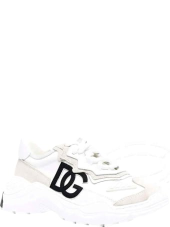 Dolce & Gabbana Sneakers With Dolce & Gabbana Logo
