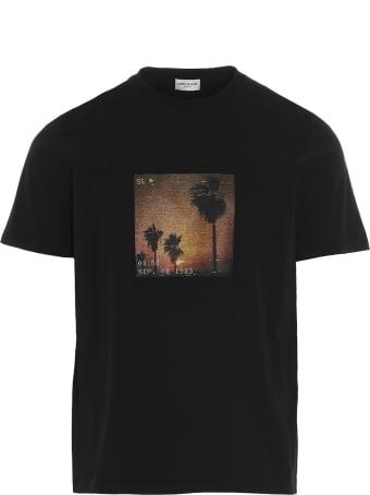 Saint Laurent 'sunset' T-shirt