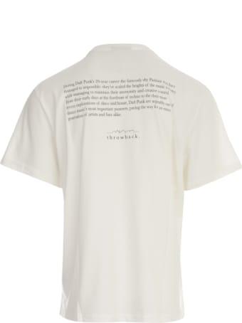 Throwback T-shirt Daft Printing