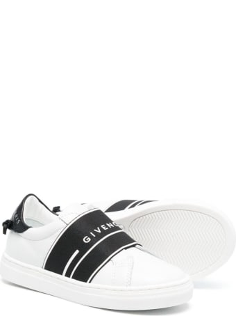 Givenchy Urban Street Sneakers With Black Band