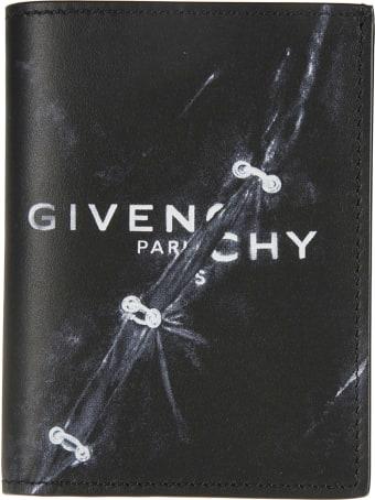 Givenchy Logo 6cc Card Holder