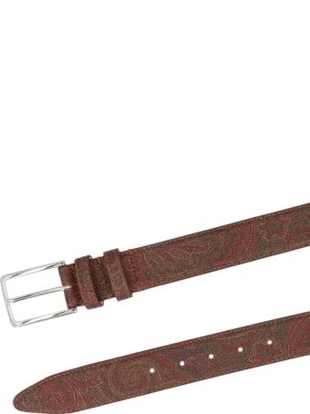 Etro 'asta Arnica' Belt