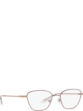 Vogue Eyewear Vogue Vo4163 Top Bordeaux / Gold Pink Glasses