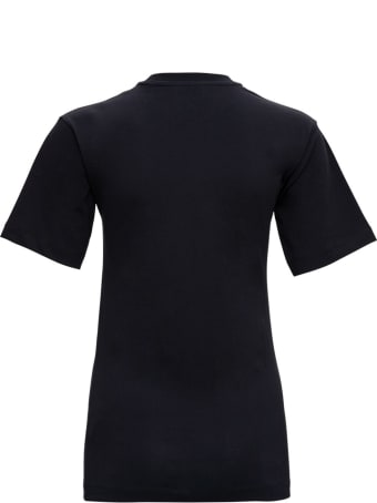 Paco Rabanne Cotton T-shirt With Front Print