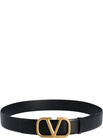 Valentino Vlogo Signature Belt