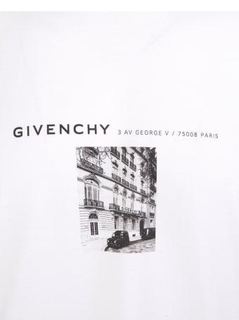 Givenchy Graphic-print T-shirt