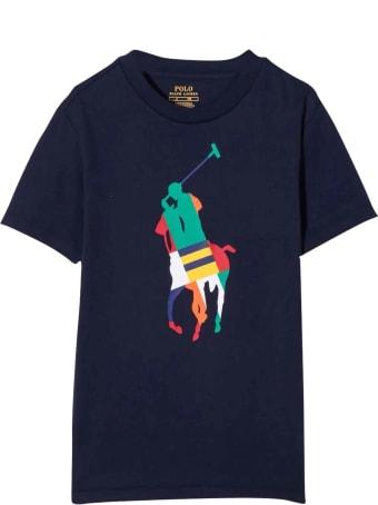 Ralph Lauren Blue T-shirt
