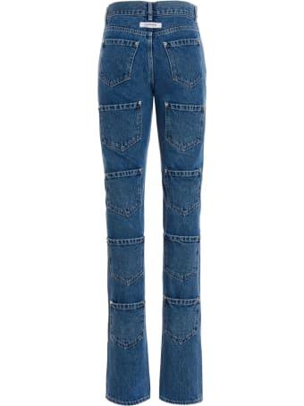 Lourdes '20 Pocket Denim' Jeans