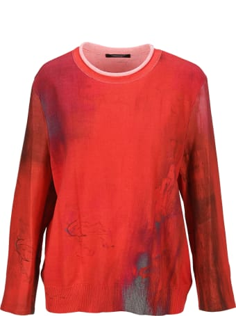 Undercover Jun Takahashi Undercover Panneled Sweater