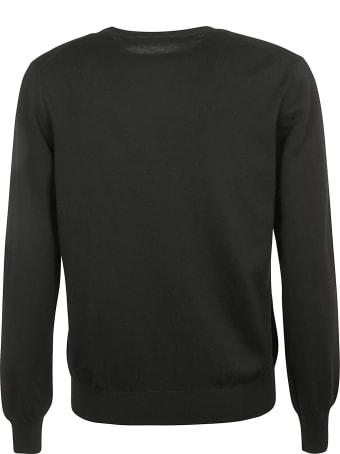 Tagliatore Classic Ribbed Sweatshirt